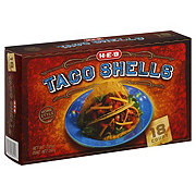 H-E-B Taco Shells