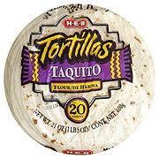 H-E-B Taquito Flour Tortillas