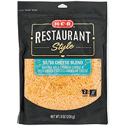 H-E-B Tex Mex Shredded Cheese Blend