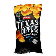 H-E-B Texas Dippers Corn Chips