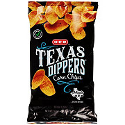 H-E-B Texas Dippers Corn Chips