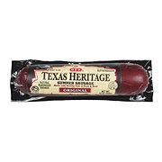 H-E-B Texas Heritage Original Summer Sausage