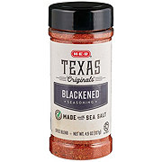 H-E-B Texas Originals Blackened Seasoning Spice Blend