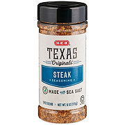 H-E-B Texas Originals Steak Seasoning Spice Blend
