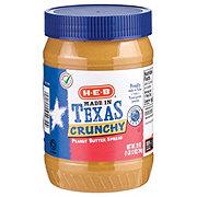 H-E-B Texas Peanut Butter Crunchy