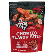 H-E-B Texas Pet Chorizo Bites Meaty Snacks