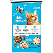 H-E-B Texas Pets Adult Complete Formula Dry Cat Food
