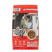 H-E-B Texas Pets BBQ Flavor Morsels Dry Cat Food