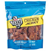 H-E-B Texas Pets Chicken Jerky Dog Treats