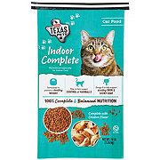 H-E-B Texas Pets Indoor Complete Formula Dry Cat Food