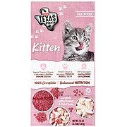 H-E-B Texas Pets Kitten Formula Dry Cat Food