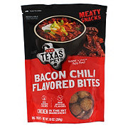 H-E-B Texas Pets Meat Treats Bacon Chili Flavor Bites