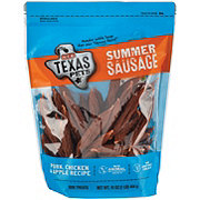 H-E-B Texas Pets Summer Sausage Dog Treats