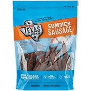 H-E-B Texas Pets Summer Sausage Dog Treats