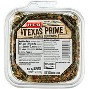 H-E-B Texas Prime Coarse Seasoning