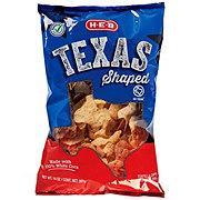 H-E-B Texas Shaped Corn Tortilla Chips
