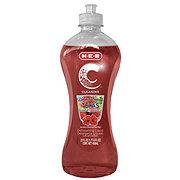 H-E-B Texas Strawberry Hibiscus Liquid Dish Soap