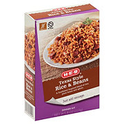 H-E-B Texas Style Rice & Beans Dinner Kit