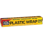 H-E-B Texas Tough Plastic Wrap