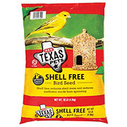 H-E-B Texas Wild Backyard Shell Free Squirrel Away Bag