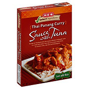 H-E-B Thai Panang Curry Sauce with Tuna