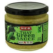 H-E-B That Green Sauce Mild