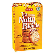 H-E-B The Nutty Blonde Cookie