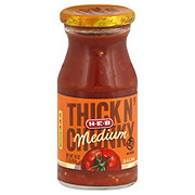 H-E-B Thick N' Chunky Medium Salsa