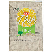 H-E-B Thin Limon Chips