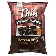 H-E-B Thin Special Recipe Korean BBQ Chips