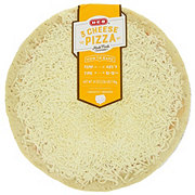 H-E-B Three Cheese Pizza, Made Fresh In Store