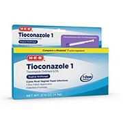 H-E-B Tioconazole-1 Vaginal Antifungal