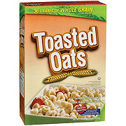 H-E-B Toasted Oats Cereal