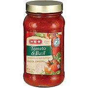 H-E-B Tomato and Basil Pasta Sauce