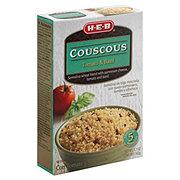 H-E-B Tomato & Basil Couscous