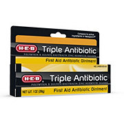 H‑E‑B Triple Antibiotic First Aid Antibiotic Ointment ‑ Shop