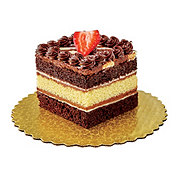 H-E-B Triple Chocolate Tiger Cakerie