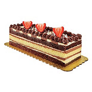 H-E-B Triple Chocolate Tiger Cakerie