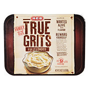 H-E-B True Grits Fully Loaded Family Size