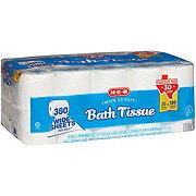 H-E-B Twice As Soft Toilet Paper