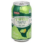 H-E-B Twist Soda
