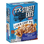 H-E-B TX Street Eats Corn Chip Pie Buffalo Style Chicken