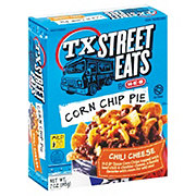 H-E-B TX Street Eats Corn Chip Pie Chili Cheese