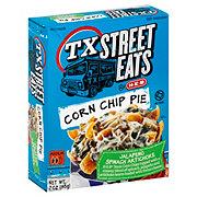 H-E-B TX Street Eats Corn Chip Pie Jalapeno Spinach Artichoke