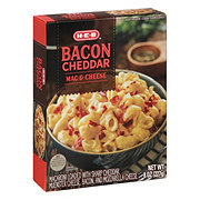 H-E-B TX Street Eats Mac N' Cheese Bacon Cheddar