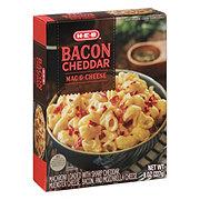 H-E-B TX Street Eats Mac N Cheese Bacon Cheddar