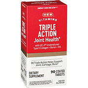 H-E-B UC-II Triple Action Joint Health