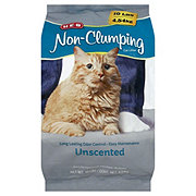 H-E-B Unscented Non Clumping Cat Litter