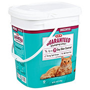 H-E-B Unscented Odor Control Guaranteed Clumping Litter