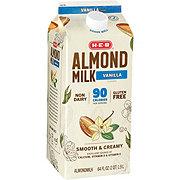H-E-B Vanilla Almondmilk
